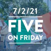 Five on Friday: Latinx Communities Need More COVID-19 Media Coverage