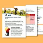 El Cambio climático, el calor y los trabajadores al aire libre: Nueva guía para