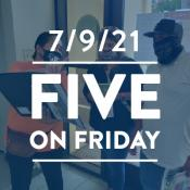 Five on Friday: Health Promoters Help Latinos Get Vaccinated