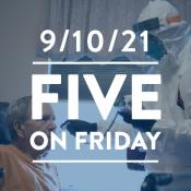 Five on Friday: Understanding Long COVID