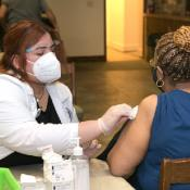 Community Health Centers Step Up Equitable COVID-19 Vaccine Distribution