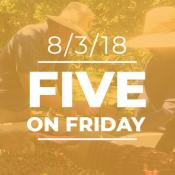 Five on Friday: Farmworker shortage