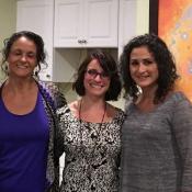 Amy Liebman, Veronica Correa, Kerry Brennan, and Zlati Koscina