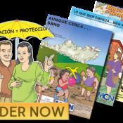 MCN Pesticide Comic Book