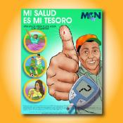 New Spanish-Language Comic Book on Living with Diabetes
