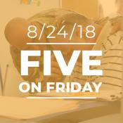 Five on Friday: Mental Health vs. Climate Change