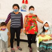Mother's Day: A Young Asylum-Seeker Needing Prenatal Care, Health Network, and #
