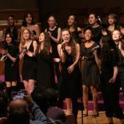Voces Fuertes Chorus 2018