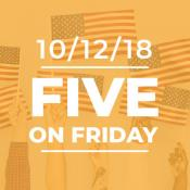 Five on Friday: Health Care or Residency?