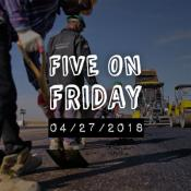 MCN Five on Friday Worker's Memorial Day