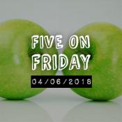 MCN Five on Friday - Two Apples
