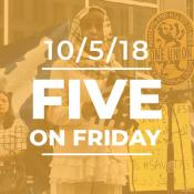 Five on Friday: Protected Status