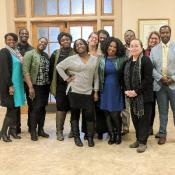 Training of Trainers-Rebirth-attendees