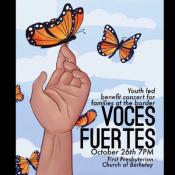 Voces Fuertes Poster