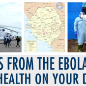 Lessons from the Ebola Crisis