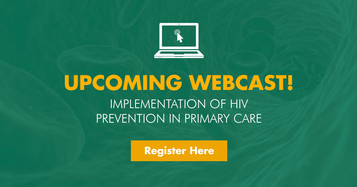 Implementation of HIV prevention in primary care
