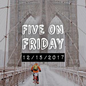 MCN Five on Friday