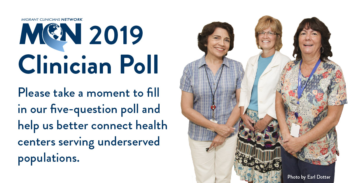 2019 Clinician Poll
