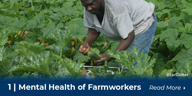 1 Mental health of farmworkers