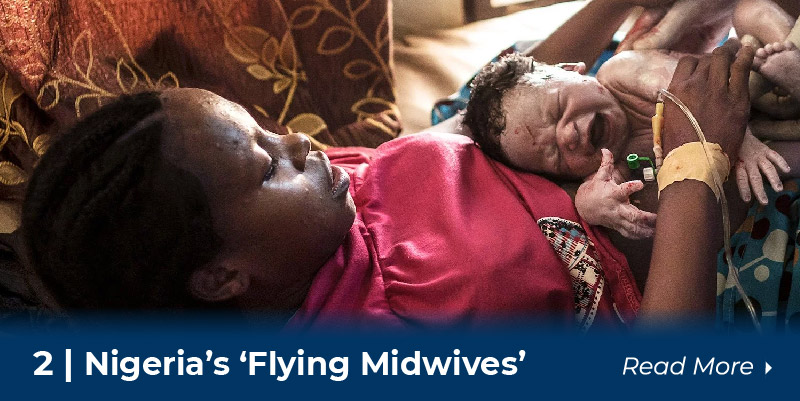 2 Nigeria Flying Midwives