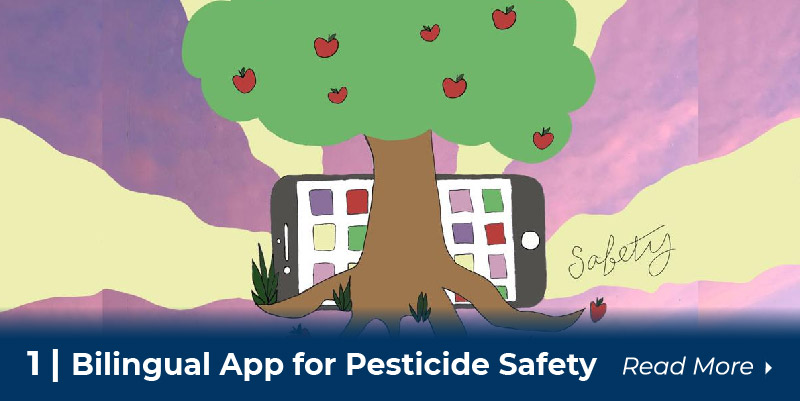 1 bilingual app for pesticide safety