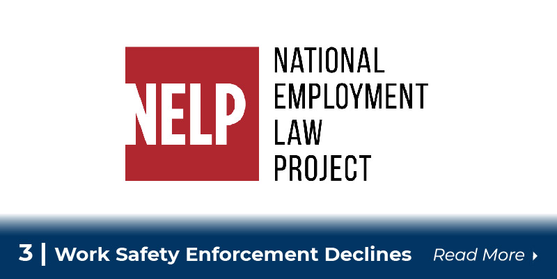 3 workplace safety enforcement declines
