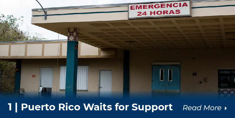 1 puerto rico waits for support