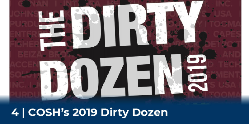 4 Dirty Dozen