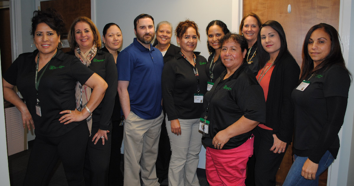 Greene County Health Care Staff