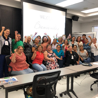 Desde el campo: Salud ocupacional en Calexico CA con la Ventanilla de Salud del