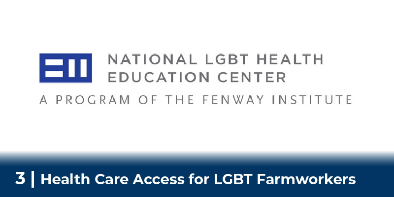 The National LGBT Health Education Center logo