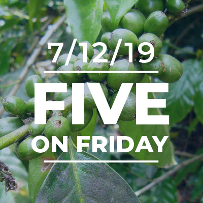 Five on Friday: Reclaiming Puerto Rico's Agricultural History