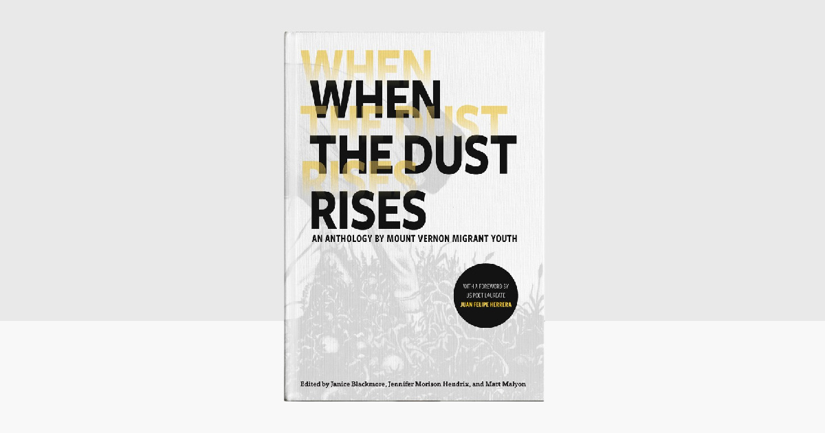 When the Dust Rises book cover