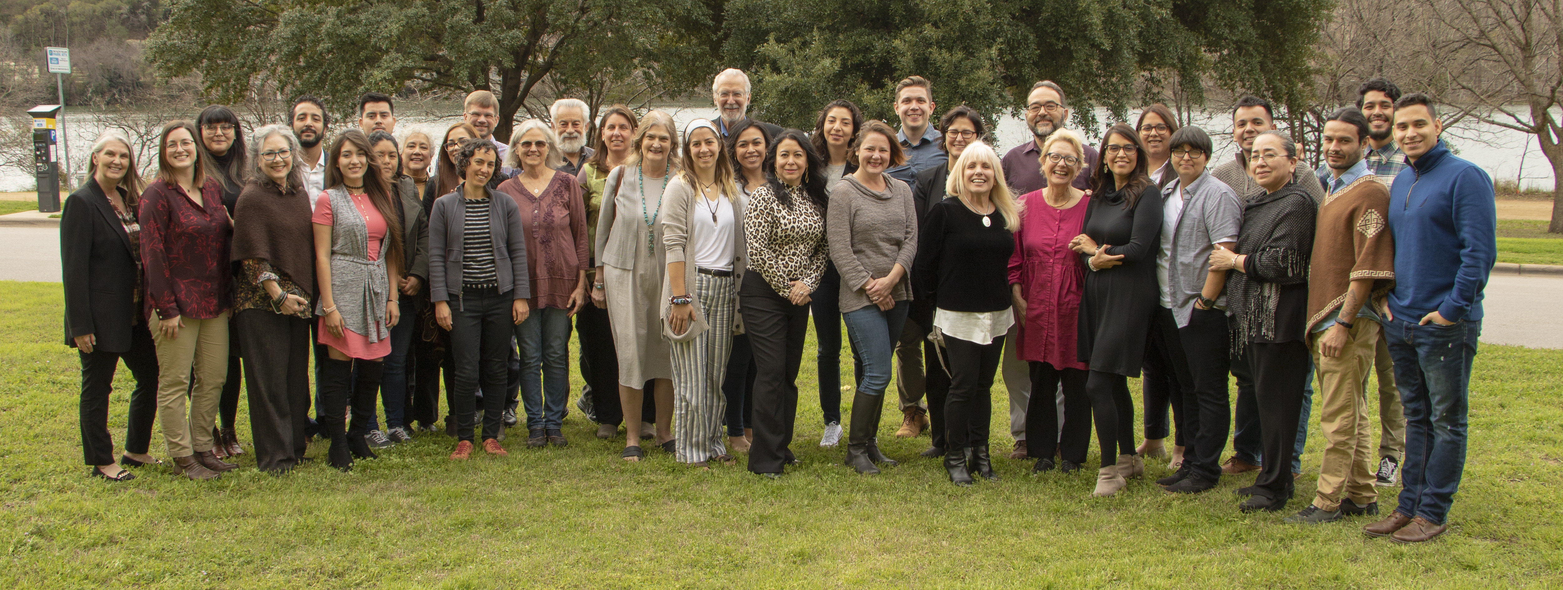 MCN Staff and Board at the 2020 Strategic Planning Meeting in Austin, TX