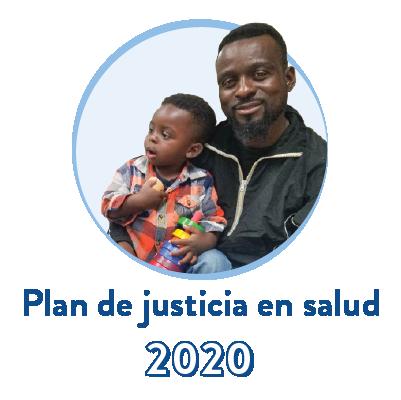 Justicia en salud 2020