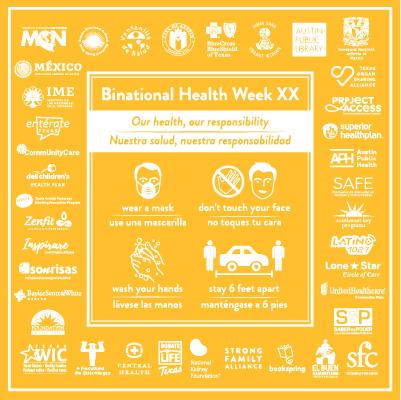 BHW XX, 20 años de hermandad, salud binacional