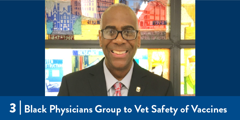Black Physicians Group to Vet Safety of Vaccine