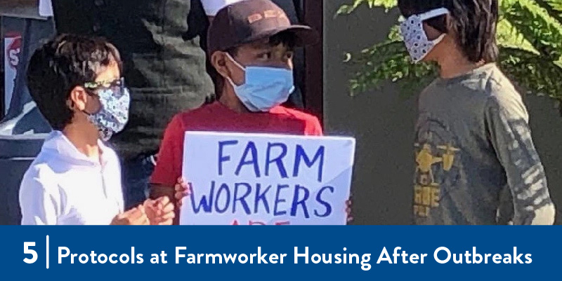 Farmworker's Children raising awareness
