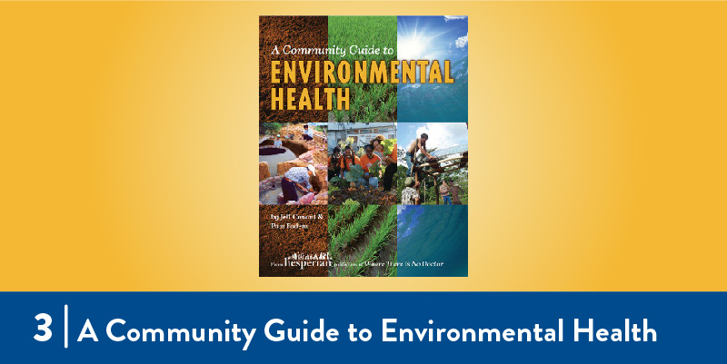"The cover of ""A Community Guide to Environmental Health"""