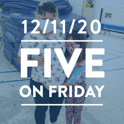 Five on Friday: Human Rights Week