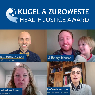 """You Saved Lives"": Celebrating the Kugel and Zuroweste Award Winner"