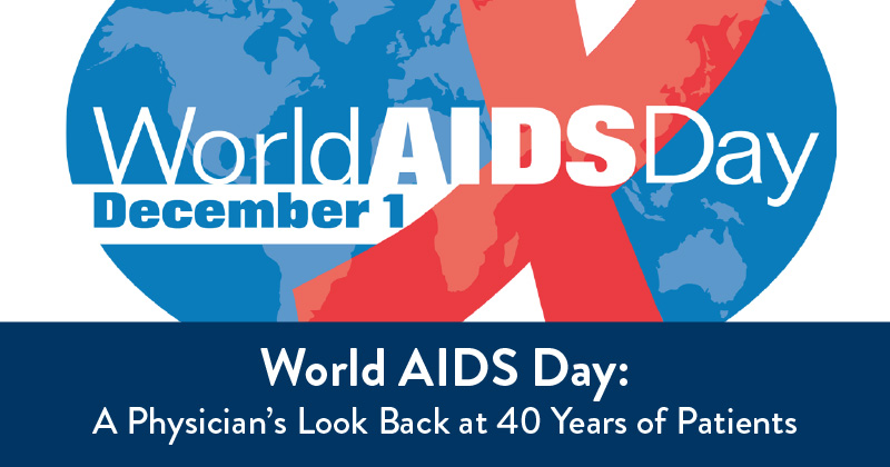 World AIDS Day graphic