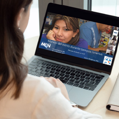 Update from Witness to Witness: Pivoting to Virtual Peer Support for Clinicians