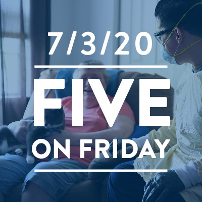 Five on Friday: Community Health Centers Needed to Stop Pandemic