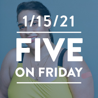 Five on Friday: Focusing on Vaccination