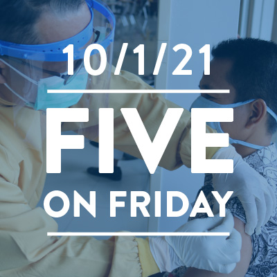Five on Friday: How Vermont Has Vaccinated Its Farm Workers