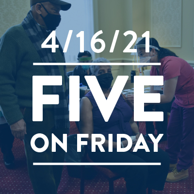 Five on Friday: Racism Is a Public Health Threat