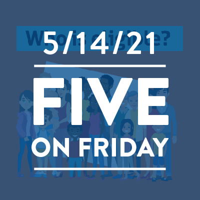 Five on Friday: Emergency Program Assures Internet Access