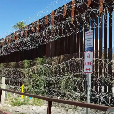 Asylum Seekers, Health Needs, Concertina Wire… and Hope: A View of the Entire US