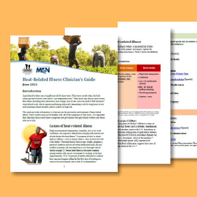 Heat, Climate Change, and Outdoor Workers: New Clinicians' Guide to Heat-Related